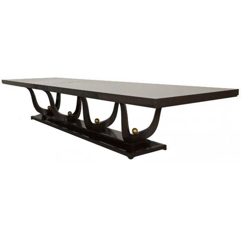 Strange Christopher Guy Fontaine Dining Table Seats 12 14 People Download Free Architecture Designs Terstmadebymaigaardcom