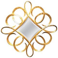 Christopher Guy Spectacular Diamond Shaped Mirror