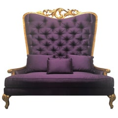 Christopher Guy Tufted Loveseat