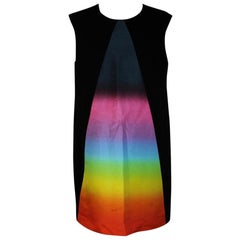 Christopher Kane Rainbow Dress UK 12