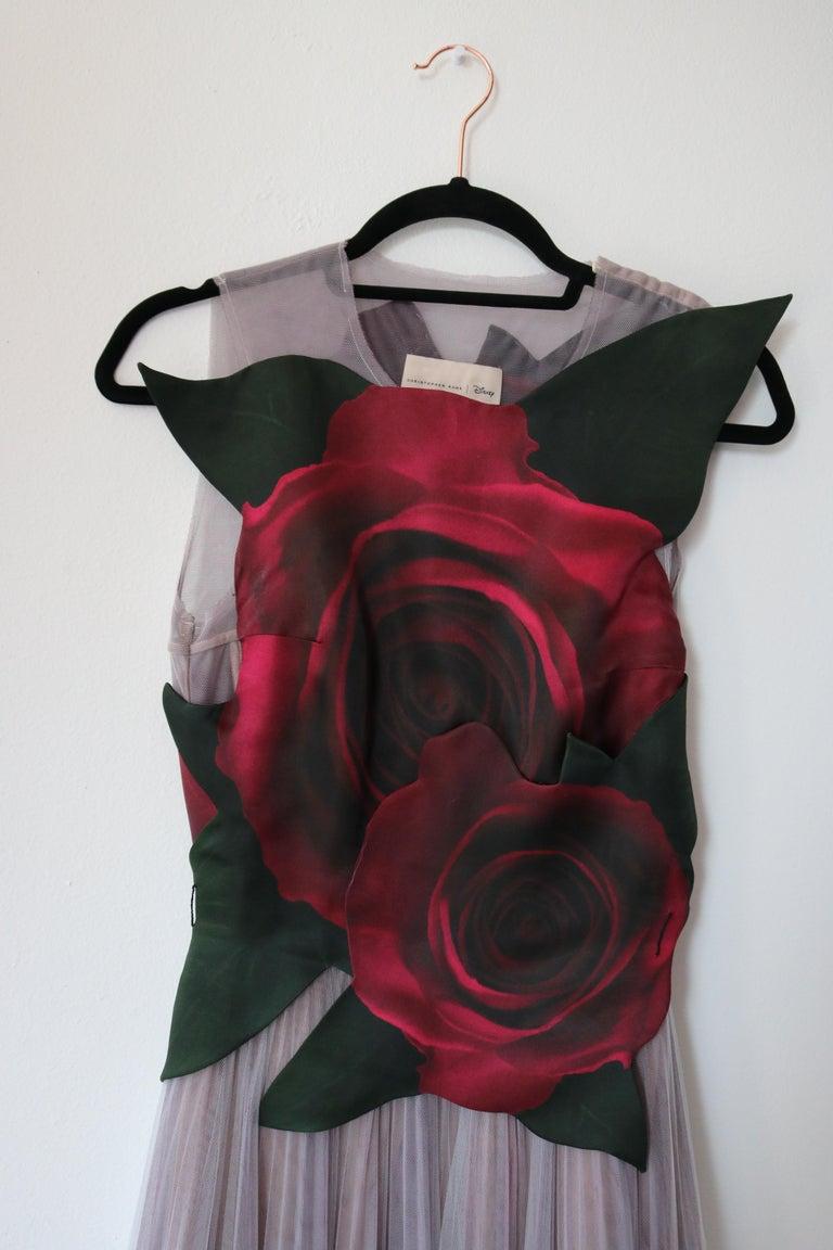 Gray Christopher Kane  x Disney Rosettes Dress For Sale