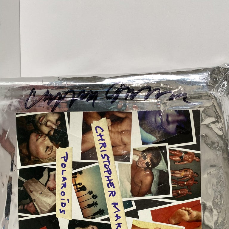 American Christopher Makos Polaroids 'Signed in Original Sealed Wrap' For Sale