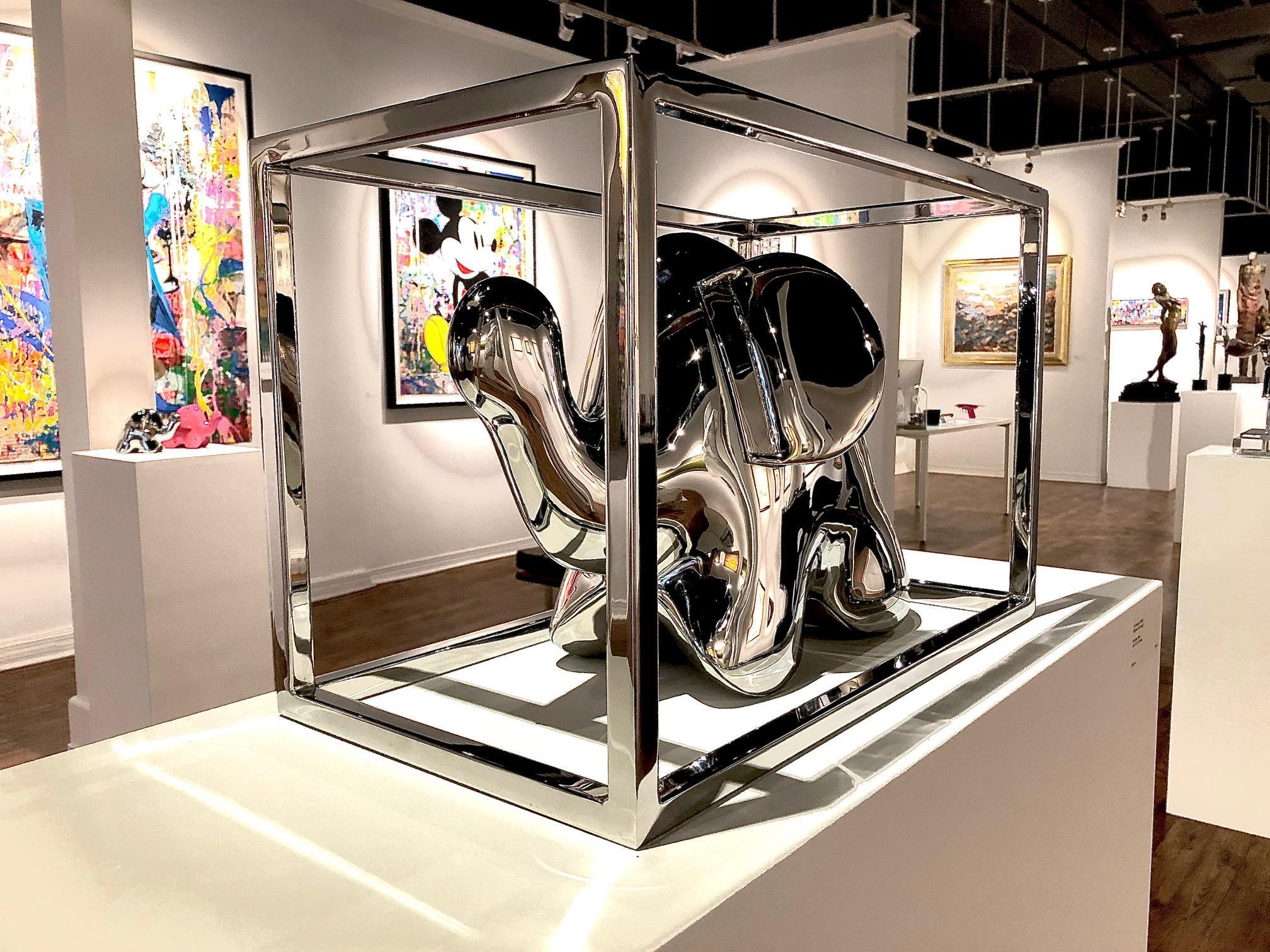 """""""Caged Elephant"""""""