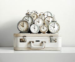 Ten Clocks — White