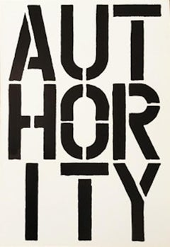 Authority - page from the Black Book