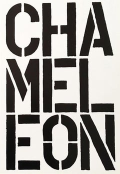 Chameleon - page from the Black Book