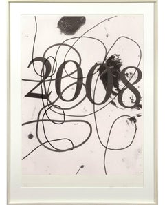 Christopher Wool, 2008, two-colour silkscreen, signed , 2008