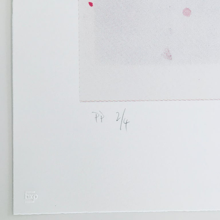 Christopher Wool (b. 1955) Untitled, 2006 Screenprint in colors on Rives BFK paper 30 x 22 inches (unframed) P.P. 2/4 (A printer's proof aside from an edition of 40) Signed, numbered, and dated in pencil along the lower edge, with publisher's