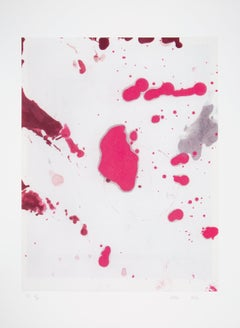 Christopher Wool 'Untitled' Abstract Expressionist Signed and Numbered Print