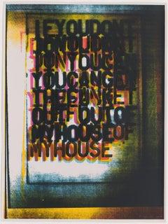 My House I, 2000 (2000) (signed)