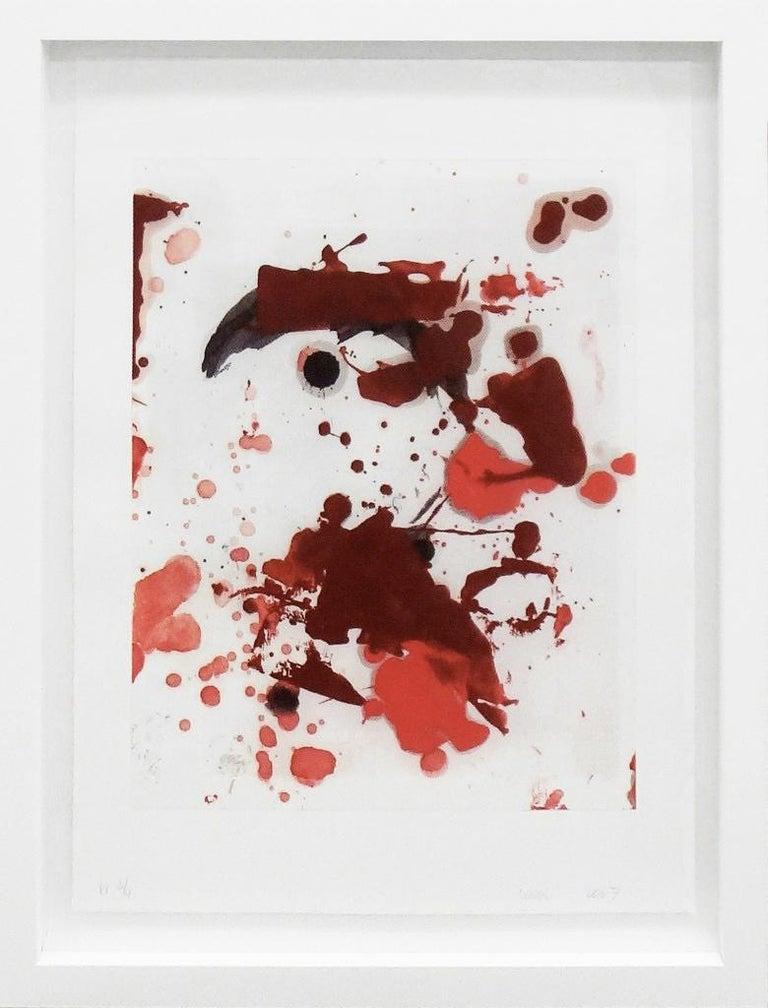 Christopher Wool Abstract Print - Untitled (Abstract Expressionist Print)