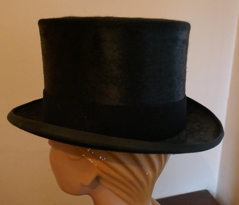 Women's or Men's Christy's Of London Top Hat, Evening Wear,Horse Riding, Dressage or Hunting For Sale