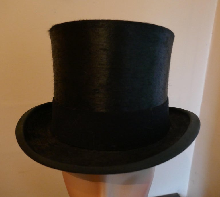 Christy's Of London Top Hat, Evening Wear,Horse Riding, Dressage or Hunting For Sale 3