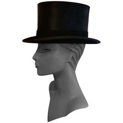 Christy's Of London Top Hat, Evening Wear,Horse Riding, Dressage or Hunting