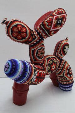 """""""The Pointer"""" from Huichol ALTERATIONS Series"""