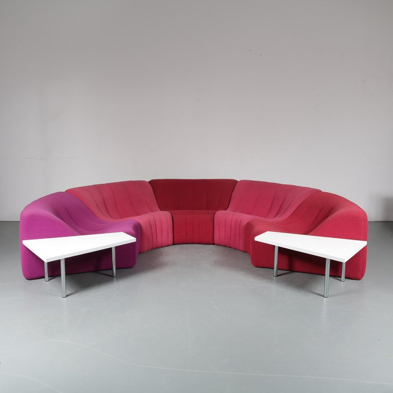 Quot Chromatic Quot Sofa By Kwok Ho 239 Chan For Steiner France