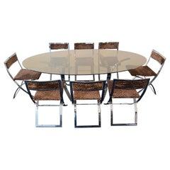 Chrome Dining Room Set, 1970