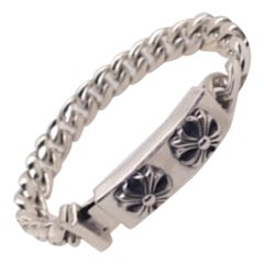 Chrome Hearts Sterling Bracelet