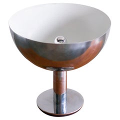 Chrome-Plated Table Light by Franco Albini & Franca Helg for Sirrah, 1969