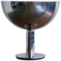 Chrome-Plated Table Light by Franco Albini & Franca Helg for Sirrah, 1969