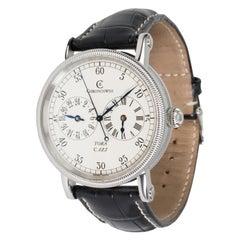 Chronoswiss Tora Regulator CH1323 Men's Watch in Stainless Steel