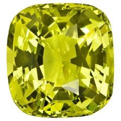 Chrysoberyl Ring Gem 9.42 Carat GIA Certified Loose Gemstone