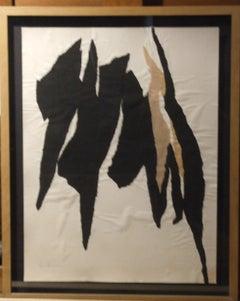 Abstract noir