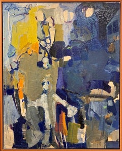 Untitled Composition, Abstract (1960)
