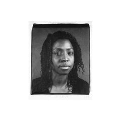 Lorna Simpson I by Chuck Close