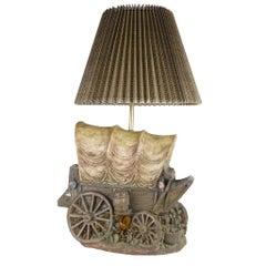 20th Century Chuck Wagon Lamp