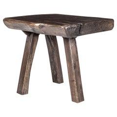 Chunky Live-Edge Rustic Table