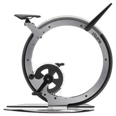 Ciclotte Bike in Glass Fiber by Luca Schieppati
