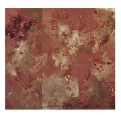 Cielo Rosso Wallpaper by Elena Carozzi