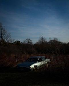 Car Sinking, Rockport, Maine