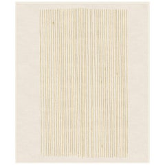 Cimbergo Tortura Hand Knotted Wool and Bamboo Silk