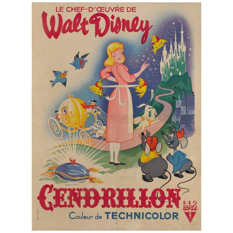 Cinderella or Cendrillon
