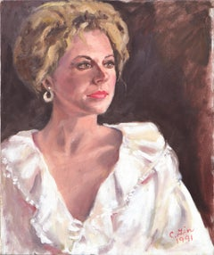 "Portrait of ""Kristeen"""