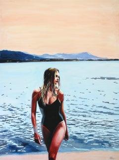 Photorealist Nude Paintings