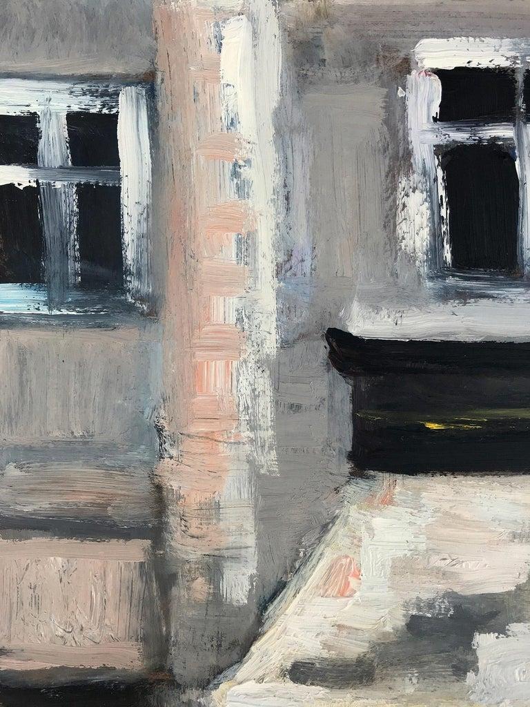 Le Soleil D'Or, Paris, Impressionist Street Scene 5