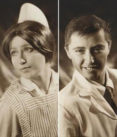 Doctor and Nurse, Diptych