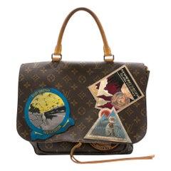Cindy Sherman x Louis Vuitton Iconoclasts Monogram Messenger