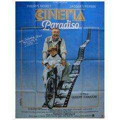 """Cinema Paradiso"" 1988 Poster"