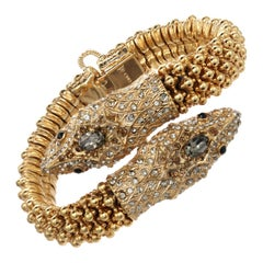 CINER Caviar Snake Bracelet