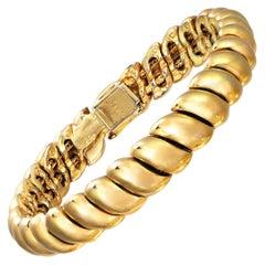 CINER Petite Gold Soft Bracelet