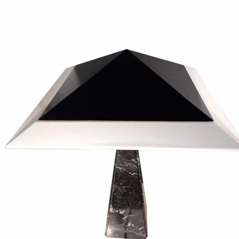 Late 20th Century Cini Boeri, Abat Jour, Table Lamp, Tronconi, 1978 For Sale