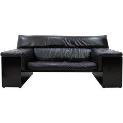 Cini Boeri Two-Seat Sofa for Knoll International, 1970s