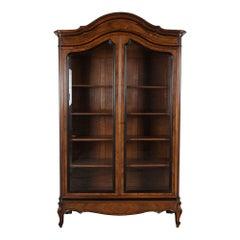 Louis XV Style Bookcase, circa 1880s