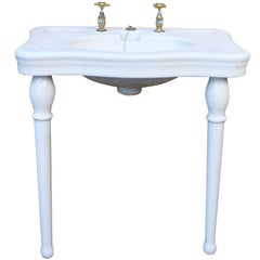 'Jacob Delafon' Antique French Basin/ Sink, circa 1900