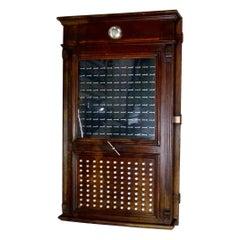 Oak Hotel Annunciator / Signal Board, circa 1900