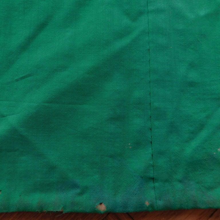 Taisho Period Japanese Juban Silk Kimono, circa 1920 For Sale 10